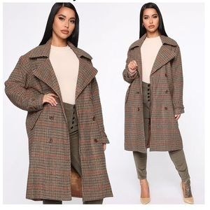 Fashion nova coat